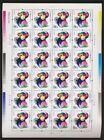 Monkeys Full Sheet Chinese Stamps