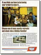 Holiday Rambler Travel Trailer