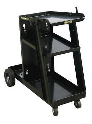 Welding Cart Heavy Duty Steel Garage Shop Mobile Design Welder Stand Storage
