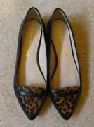 Leopard Print M&S Shoes