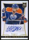 Ice Hockey Trading Cards Select Nail Yakupov