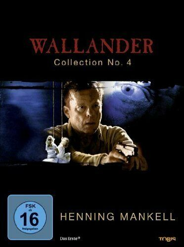 WALLANDER Collection No. 4 (2 DVDs) NEU+OVP