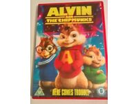 Alvin And The Chipmunks: The Movie (DVD, 2008)