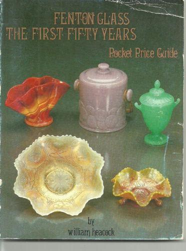 Fenton Glass Price Guide Ebay