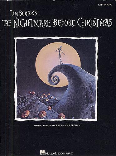 NIGHTMARE BEFORE CHRISTMAS EASY PF; Elfman, Danny, Default setting - HL00316108