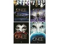 Once upon a time all five seasons