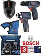 Bosch 10.8V Kit