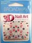 Broadway Nails Nail Art Stickers