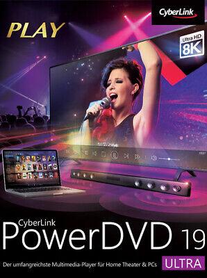 Cyberlink PowerDVD 19 Ultra, Download, Windows