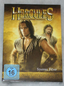 Hercules: The Legendary Journeys - Season 5 Five DVD Box Set - NEW & SEALED