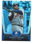 2012 Bowman Platinum Tigers