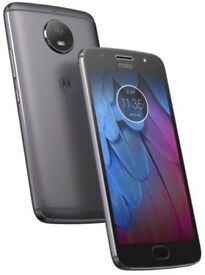 Moto G5 XT1676 16GB Dual sim SIM FREE/ UNLOCKED - Space Gray