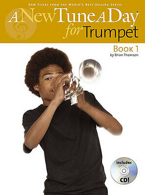 A New Tune A Day: Trumpet/Cornet - Book 1 (CD Edition)