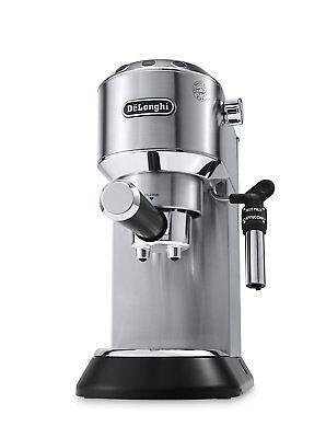 Delonghi EC685.M Dedica 3 Siebe Siebträger Espressomaschine Milchaufschäumer