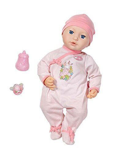 BABY ANNABELL MIA SO SOFT SISTER DOLL BRAND NEW IN BOX FOR AGES 2 YEARS AND UP