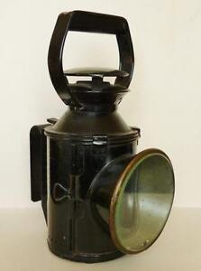 Railway Oil Lamp