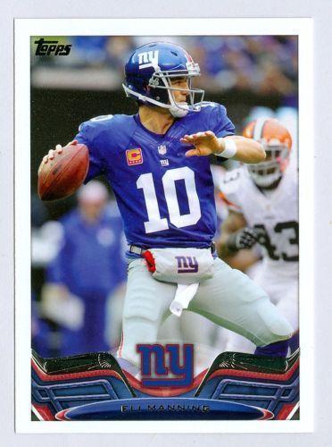 Football Cards Mint Used Topps Trading Rare Ebay