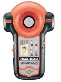 BLACK+DECKER LZR2 Laser Level with Metal and Voltage Detector (Old Version)