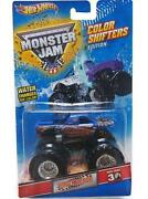 Monster Jam Color Shifters