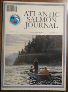 Atlantic Salmon Federation Journals