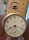 Waltham Antique Pocket Watches with 19 Jewels