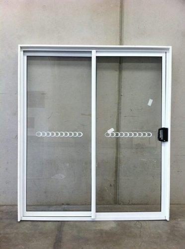 Glass sliding door ebay for Glazed sliding doors