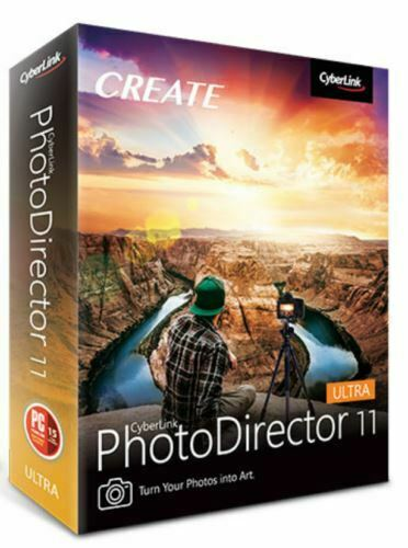 CyberLink PhotoDirector Ultra 11✅New✅Full Version✅Lifetime✅Fast Delivery️✅
