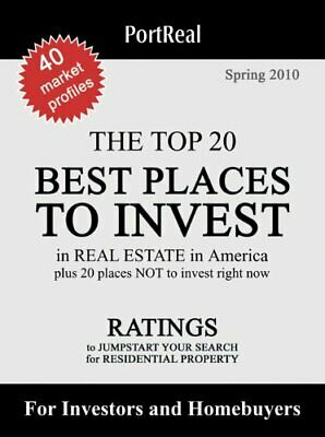 The Top 20 Best Places to Invest in Real Estate in
