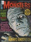Famous Monsters Horror & Monster without Modified Item Magazine Back Issues