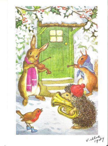 Molly Brett Postcards Ebay