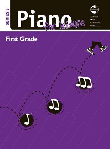 AMEB Piano for Leisure Series 3 - First Grade / Grade 1