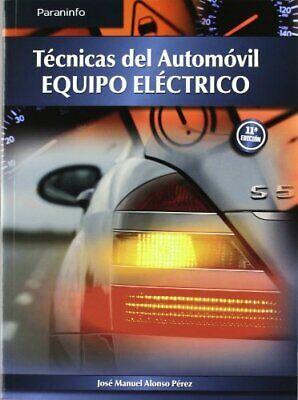 Gs - tecnicas del automovil - equipo electrico