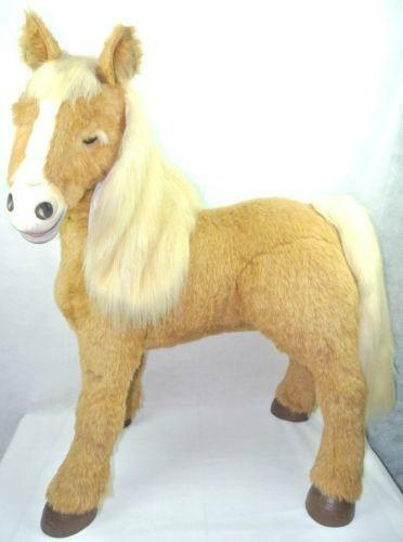 Butterscotch Pony Furreal Friends Ebay