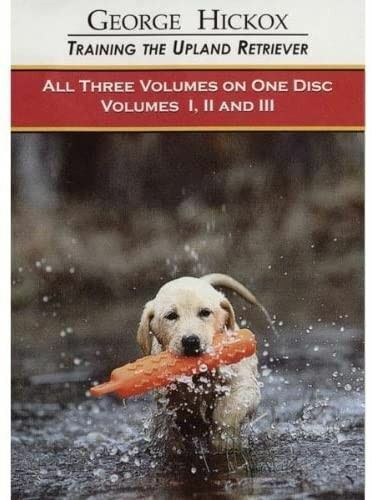 D.T. Systems Upland Hunter DVD Collection Vols. 1-3 (Set of 3)