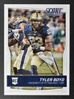 Rookie Single Football Trading Cards Tyler Boyd