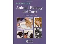 ANIMAL BIOLOGY AND CARE SECOND EDITION