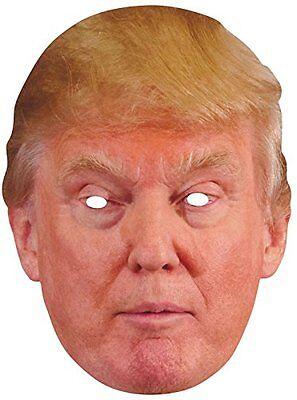 Donald Trump Costume Mask   One Size