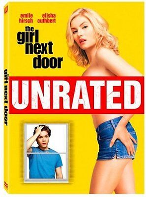 The Girl Next Door  Unrated Version  Dvd