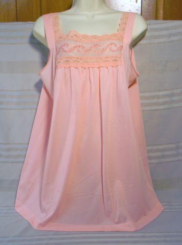 Vintage Babydoll Nightgown Ebay