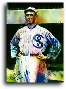 Shoeless Joe Jackson Autograph
