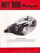 Hot Rod Magazine 1948