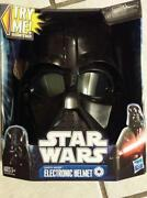 Darth Vader Talking Mask