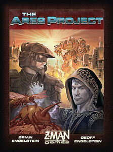 The Ares Project Board Game (sealed)