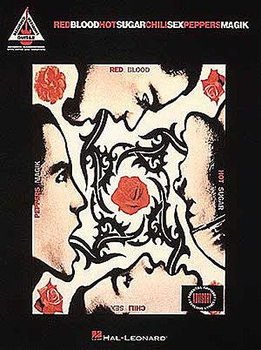 Red Hot Chili Peppers Blood Sugar Sex Magik Magic Guitar TAB Music Book