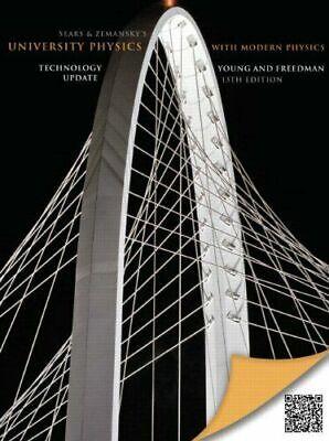 University Physics with Modern Physics Technology Update (13th Edition) (University Physics 13th Edition)