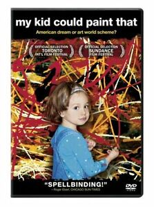 My Kid Could Paint That-Docmentary dvd + bonus dvd