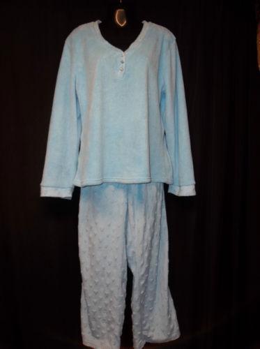 Womens Warm Pajamas Ebay