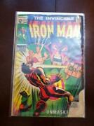 Iron Man Comics