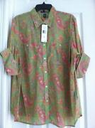 Ralph Lauren Womens Shirt 2X