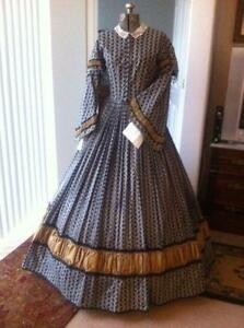 Civil War Dress Ebay